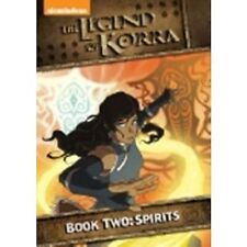 The Legend of Korra Book Two Spirits R4 DVD Complete Second Season 2 Avatar