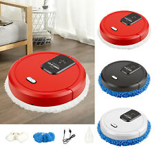 Cordless Automatic Robot Vacuum Low Noise Floor Duster Sweeper Rechargeable