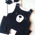 AU Newborn Baby Girl Boys Clothes Bodysuit Infant Romper Jumpsuit Outfit Sunsuit