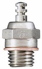 New O.S. #6 A3 Single Hot Air Glow Plug # 71605300 - OSMG2690