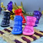 4pcs Pet Dog Boots Puppy Winter Warm Anti-slip Shoes Sneakers Boots Booties Warm