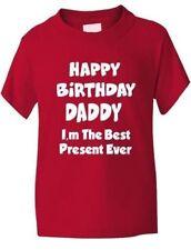 T-shirts, hauts et chemises rouges pour fille de 2 à 16 ans en 100% coton, 2 - 3 ans