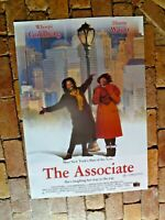 Original  THE ASSOCIATE  1 SHEET MOVIE POSTER