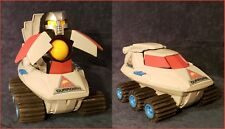 Vintage 1985 Boomers Rumble Guardian Robot Tonka Bandai GoBots Transformers