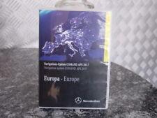 orig Navi Navigation DVD Software Mercedes COMAND APS Europa 2017 NTG2.5 gelb