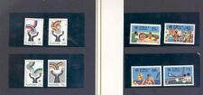 COMMONWEALTH DAY LOT OF MINT NH SETS & S/S MOUNTED ON SPECIAL PAGES 1981