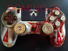 PS4 Dualshock 4 Controller - Jason Voorhees Edition - Friday The 13th - Custom