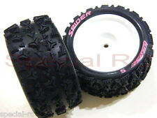 Louise RC 1/10 Buggy Tire Spider Rear Soft + black insert #L-T3200SI