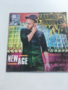 CD SINGLE MARLON ROUDETTE NEW AGE  - very good condition  - card sleeve