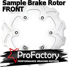 Ktm Sx Exc Mx Gs 125-660 Front Brake Rotor Disc Pro Factory Braking New