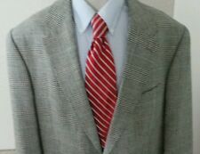 CHAPS Ralph Lauren Sport Coat Jacket 53% Silk 33% Wool 15% Linen 44L