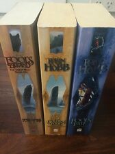 ROBIN HOBB THE TAWNY MAN SET BULK FOOL'S ERRAND GOLDEN FOOL FATE LARGE TPB