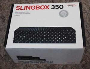 New SLINGBOX 350 Digital HD Media Streamer