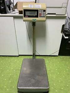 Avery Berkel Floor Standing / Bench Digital Scale Commercial