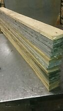 20 PLANKS RECLAIMED PALLET WOOD (Nails removed) JOBLOT