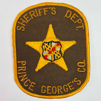 Prince George's County Sheriff Maryland Patch