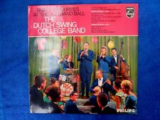 """The Dutch Swing College Band 'Party Favourites at the Jazzband Ball' 12"""" LP"""