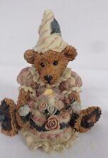 Birthday Boyds Bears figurine Baileys  Birthday # 2014 IOB 1993
