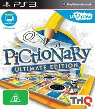 Pictionary: Ultimate Edition (PlayStation 3, 2011)