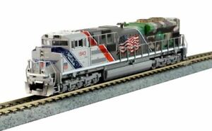 N Scale Kato 176-1943 UP Union Pacific SD70ACe Diesel Locomotive #1943
