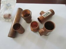 NEW! Copper Fittings and Pipes Lot of 7