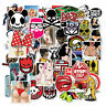 100 Random Vinyl Laptop Skateboard Stickers bomb Luggage Decals Dope Sticker Lot