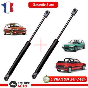 2 vérin de hayon coffre neuf Peugeot 205 gti 1.9d 1.7d et diesel