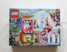 LEGO DC Super Hero Girls 41231 - Harley Quinn eilt zu Hilfe - Neu & OVP