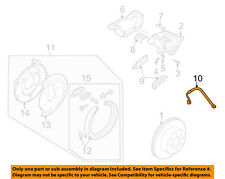 GM OEM Rear Brake-Hydraulic Flex Hose 15877297