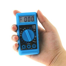 ANENG Mini LCD Digital Voltmeter Ammeter Ohm Multimeter Volt AC DC Tester Buzzer