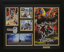 Thor Marvel Comics Limited Edition Framed Memorabilia (b)