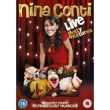 Nina Conti Dolly Mixtures 5053083007560 DVD Region 2