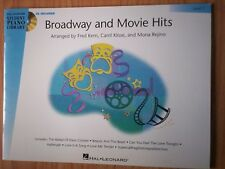 BROADWAY AND MOVIE HITS by FRED KERN, CAROL KLOSE & MONA REJINO (STUDENT PIANO)