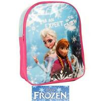 Kids Childrens Disney Frozen Rucksack Back Pack School Bag Gift Holidays Travel