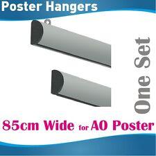 85cm A0 Poster Hanger Gripper Poster hanging rail hanging rails