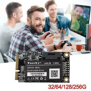1.8 inch mSATA3 SSD State Drive Hard Disk 32G/64G/ 128G/256G P7K9
