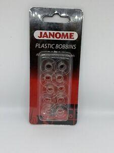 *NEW* JANOME Bobbins  X10