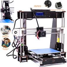 2020 Stampante 3d Alta precisione A8 DIY Desktop Printer i3 MK8 Extruder ABS/PLA