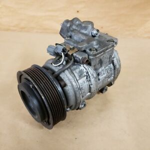 Land Rover Range Rover 1999-2002 Air Conditioning AC Compressor Pump HFC134a OEM