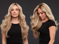Kim by Jon Renau Remy HH Hand Tied Light Weight SmartLace front Mono Wigs