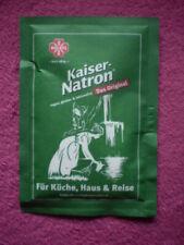 KAISER Natron 50 Gramm Packung von Holste / Neu MHD Oktober 2024