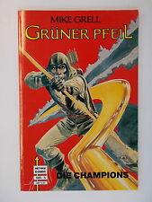 Grüner Pfeil - Nr. 5 - Die Champions, Hethke Comic / Z. 2