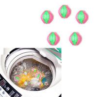 6Pcs 35mm Hair Removal Eco Friendly Laundry Washing Balls for Machine Wash new