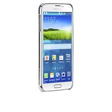 ORIGINALE CASEMATE Samsung Galaxy S5 Barely There Custodia Cover Argento | cm030903