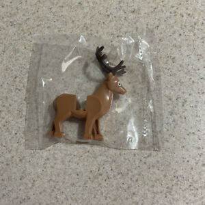 New LEGO Reindeer ~ Stag  Deer  Animal  ~ 10275 Winter Village Elf Club House