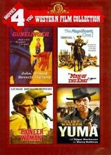 Gunslinger Man of The East Pioneer Woman Yuma Terence Hill William Shatner R1