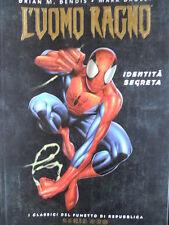 L'Uomo Ragno - Identità segreta - Classici del Fumetto Repubblica ORO  [G.284]