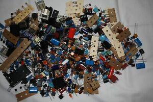 Electronics parts grab bag