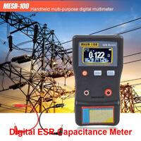 MESR-100 Professional Mini ESR Capacitance Meter Circuit Resistance Tester Meter