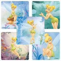 Tinker Bell Stickers x 5 - Tinkerbell - Birthday Party Supplies/Loot Bag Fairies